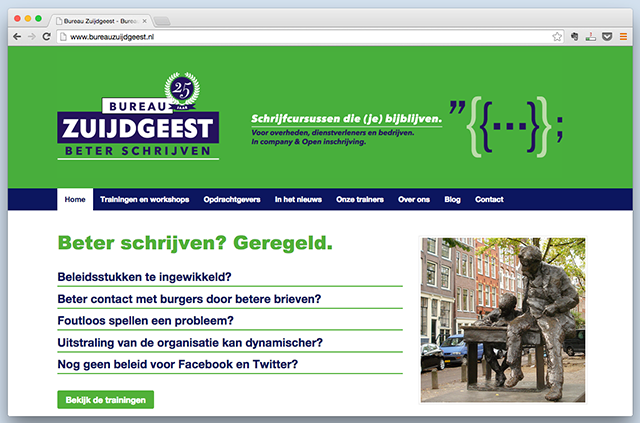 WordPress-website-Bureau-Zuijdgeest