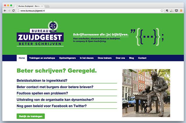 WordPress-website-Bureau-Zuijdgeest