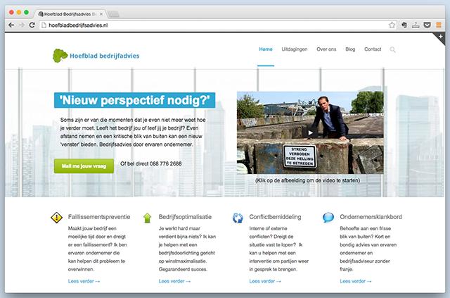 WordPress-website-Hoefbladadviseurs
