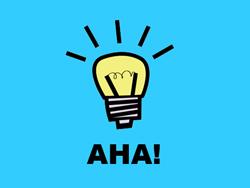 idee, lamp, aha, eureka