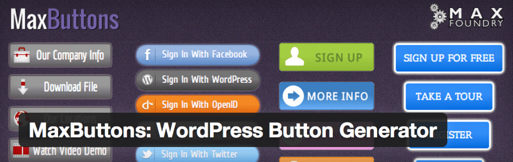 WordPress-plugin-MaxButtons