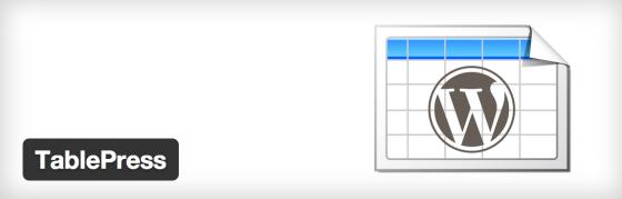 WordPress-plugin-tabellen-maken