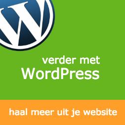 Cursus Verder met WordPress