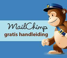 mailchimp handleiding gratis