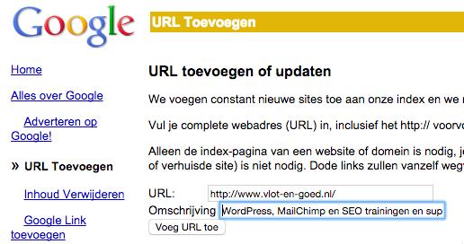 Website-aanmelden-bij-Google-verzoek-url-toevoegen