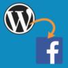 Facebook link met afbeelding WordPress