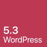 WordPres 5-3 vierkant