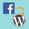 Facebook pagina promoten via WordPress