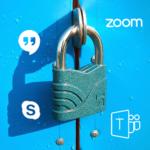 Privacy-checklist videobellen (Zoom, Hangouts, Teams..)